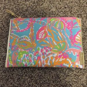 Lily Pulitzer pencil pouch